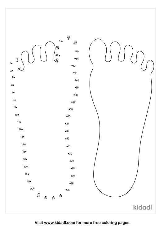 medium-feet-dot-to-dot