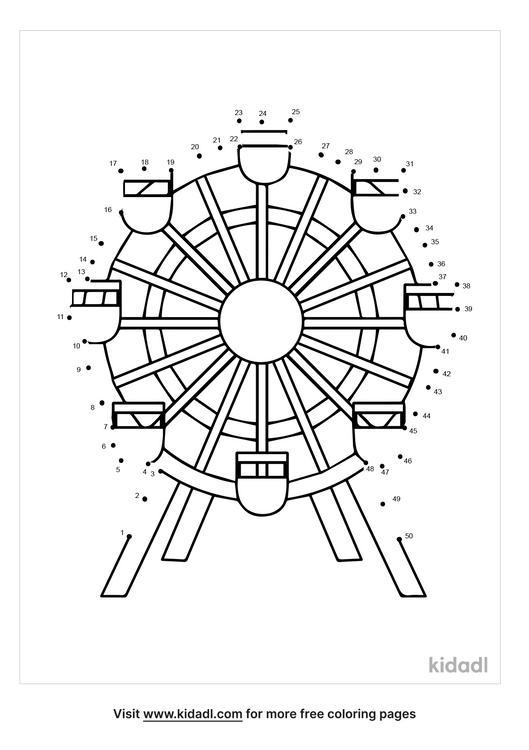 medium-ferris-wheel-dot-to-dot