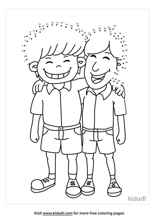 medium-friendship-dot-to-dot