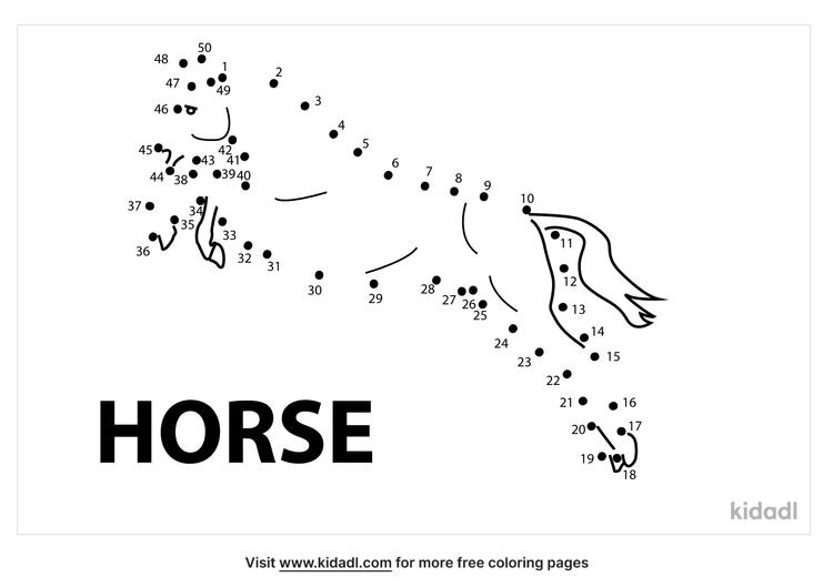 medium-horse-dot-to-dot