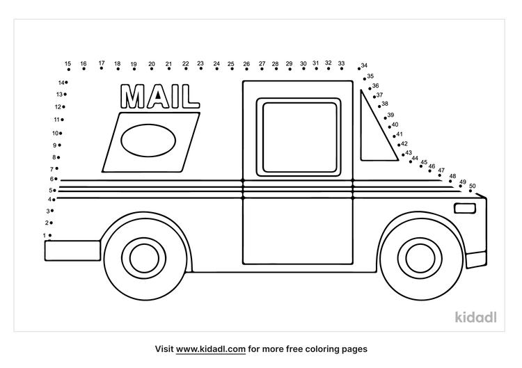medium-mail-truck-dot-to-dot