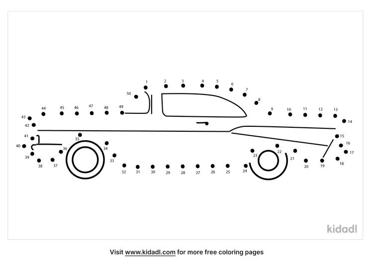 medium-old-car-dot-to-dot