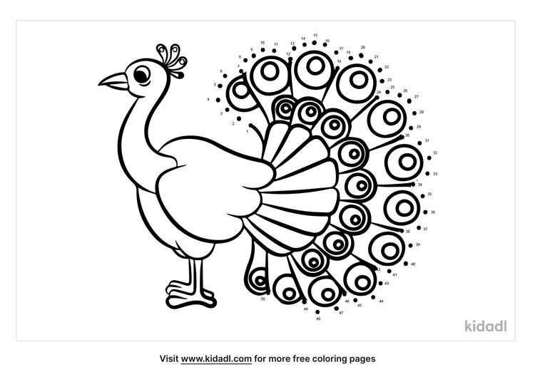 medium-peacock-dot-to-dot