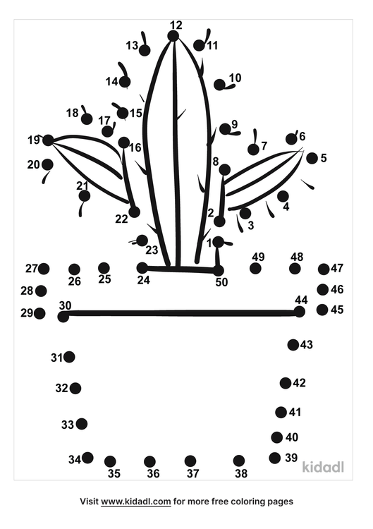 medium-plant-dot-to-dot
