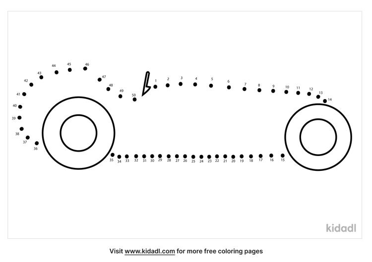 medium-race-car-dot-to-dot