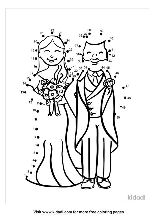 medium-royal-wedding-dot-to-dot