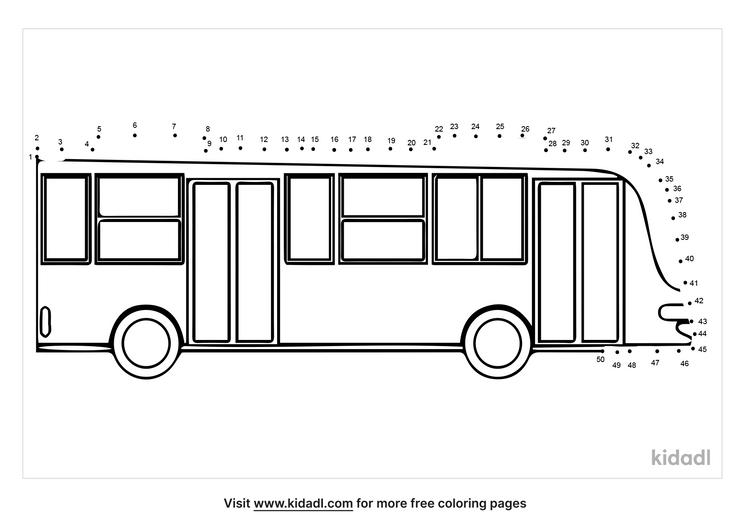 medium-transportation-dot-to-dot