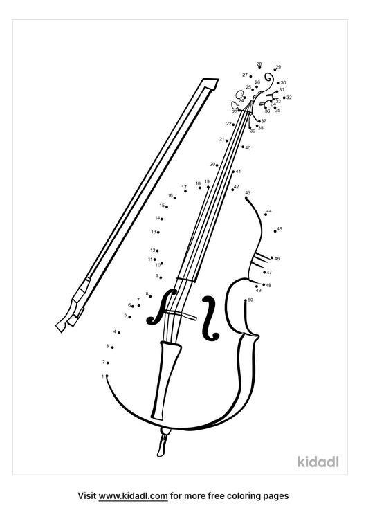 medium-violin-dot-to-dot