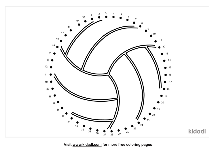 medium-volleyball-dot-to-dot