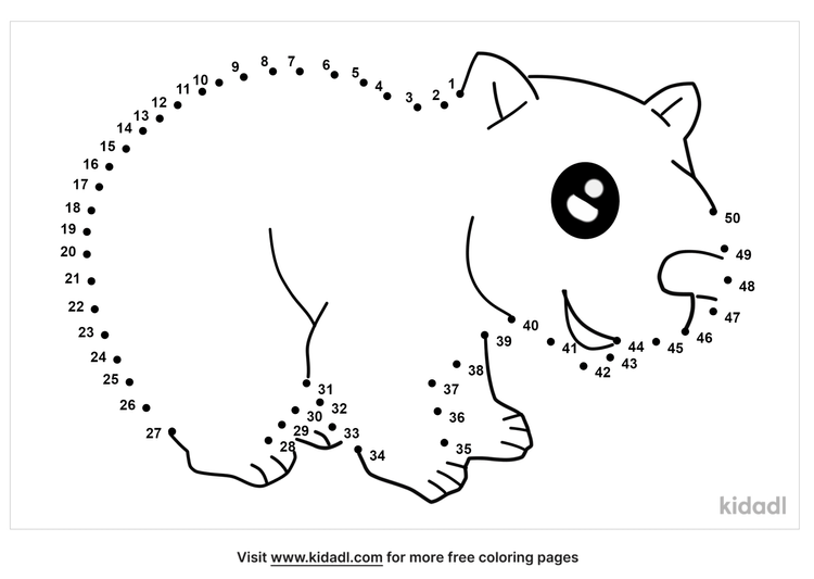 medium-wombat-dot-to-dot