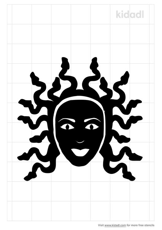 medusa-stencil