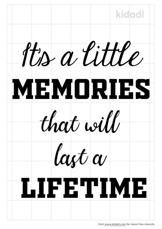 memories-stencil