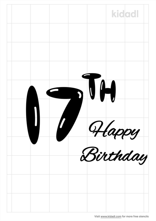 number-17-birthday-stencil.png