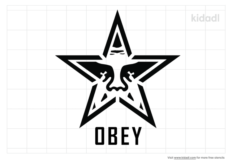 obey-stencil