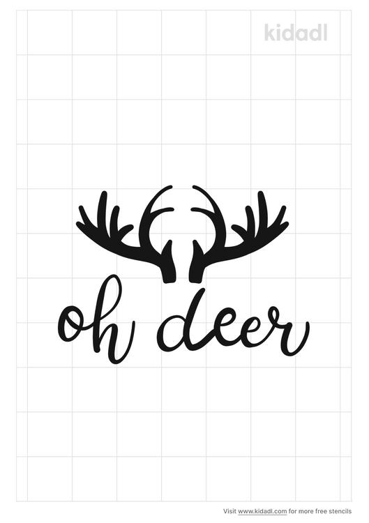 oh-deer-stencil