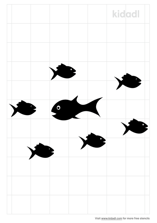 one-fish-swimming-in-the-opposite-direction-stencil.png