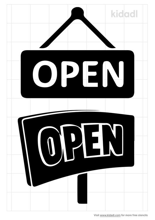 open-stencil