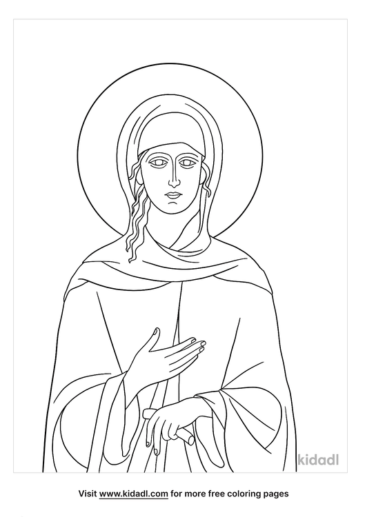 orthodox-saint-xenia-of-st.-petersburg-coloring-page.png