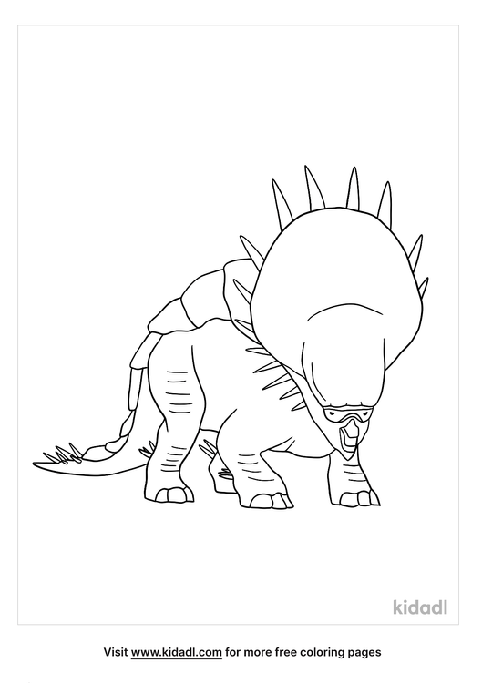 pachyceratops-coloring-page