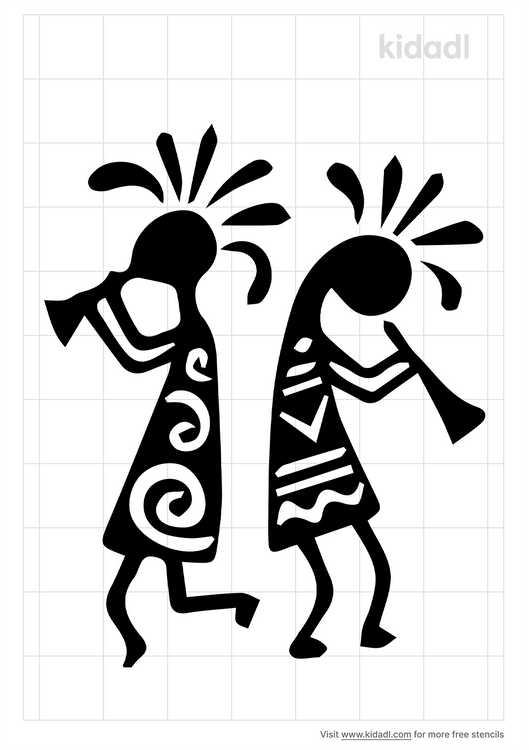 panormic-kopopelli-stencil
