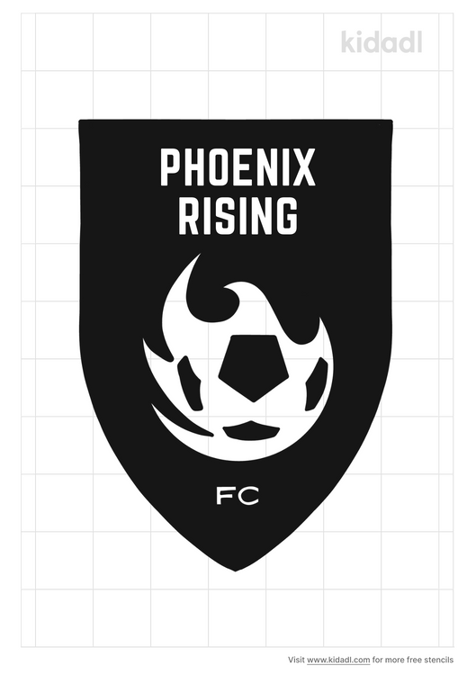 phoenix-rising-stencil