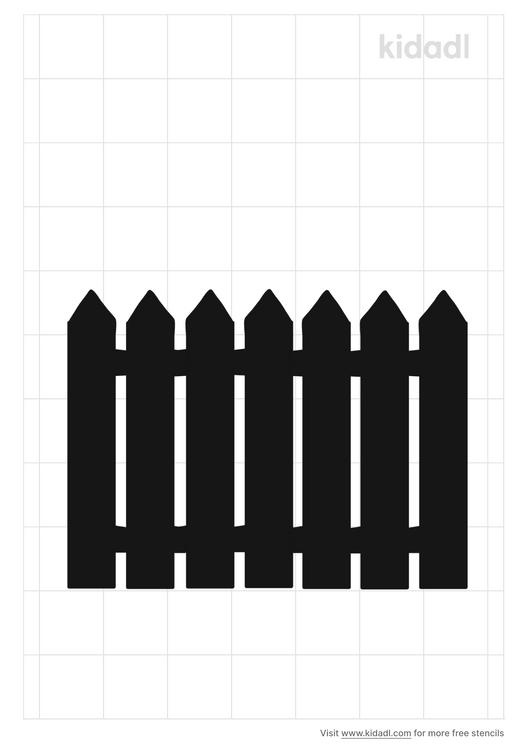 picket-fence-stencil