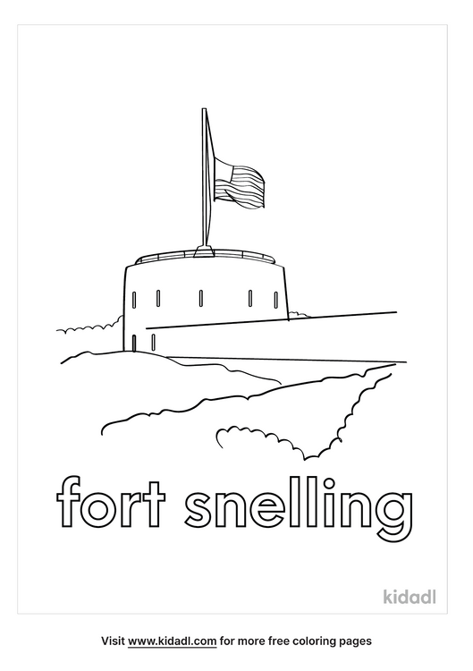 picture-of-a-fort-snelling-coloring-page.png