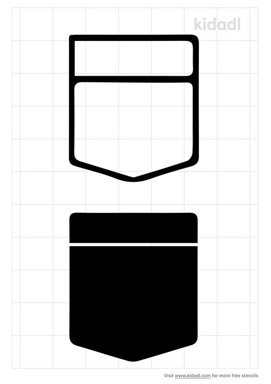 pocket-for-shirt-stencil