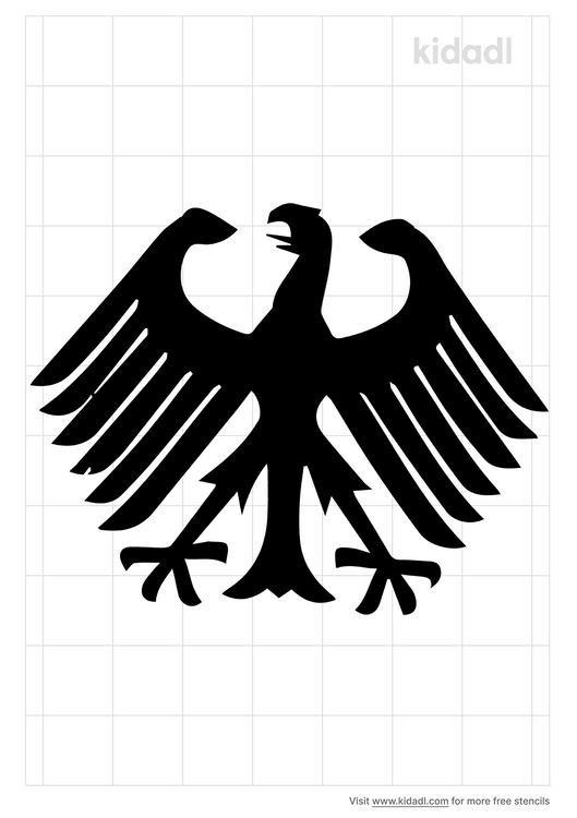 poland-eagle-stencil