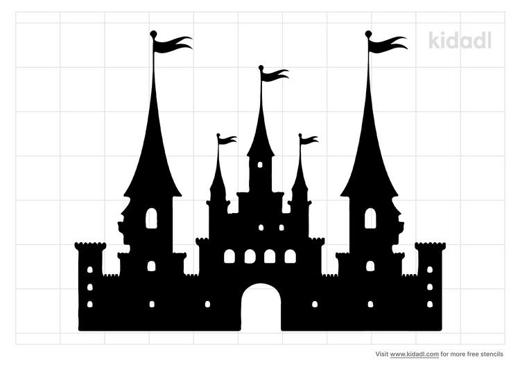 princess-castle-stencil.png