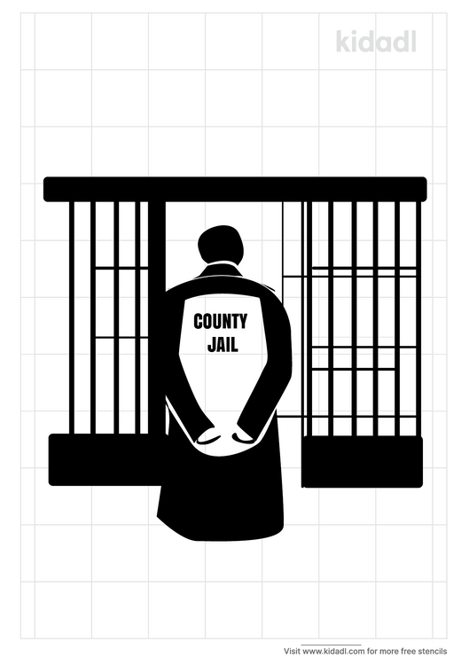 prisoner-stencil