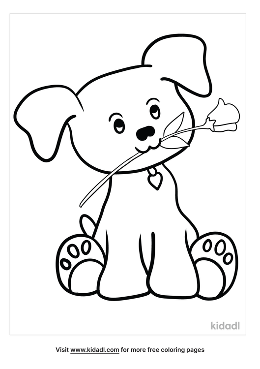 puppy-with-rose-in-mouth-coloring-page.png