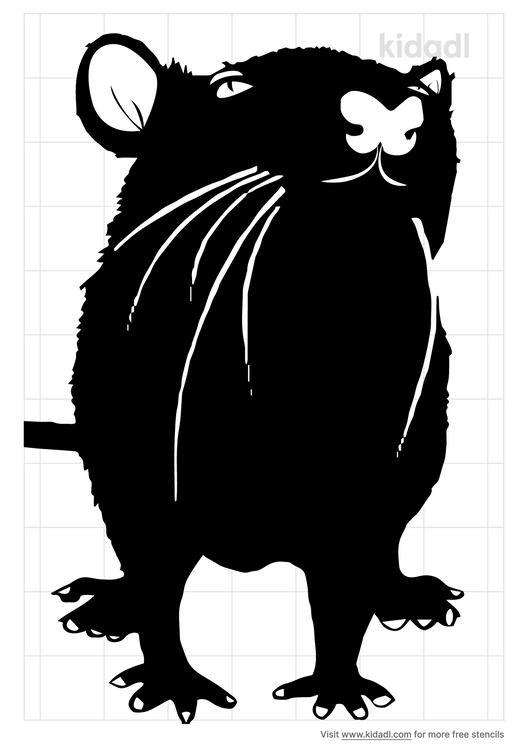 rat-stencil