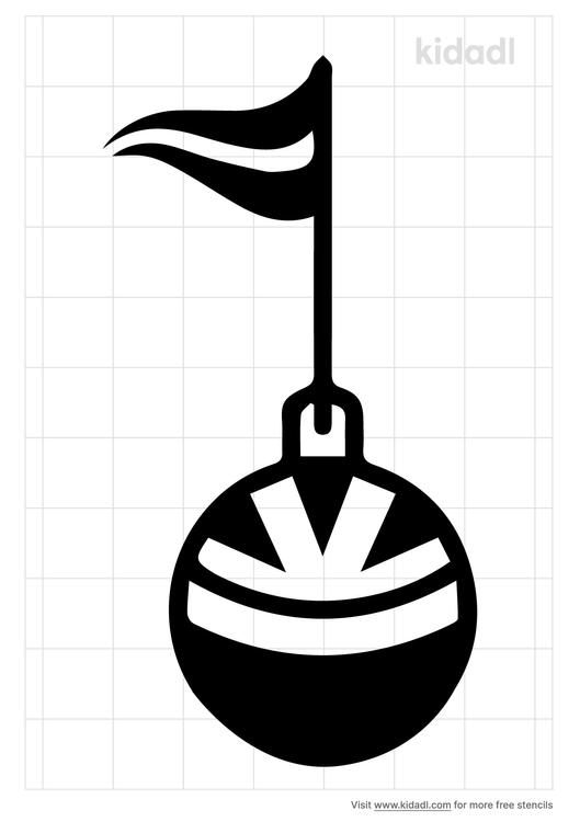 round-buoy-vector-stencil