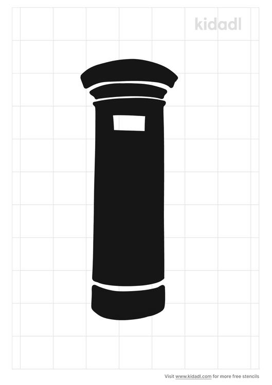 royal-mailbox-stencil
