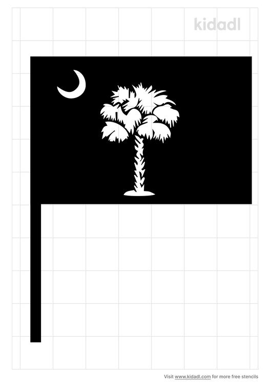 sc-flag-stencil