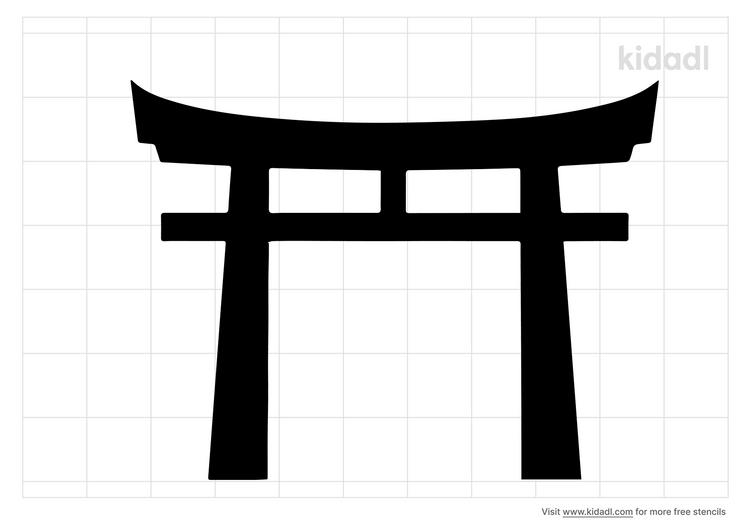 shinto-stencil