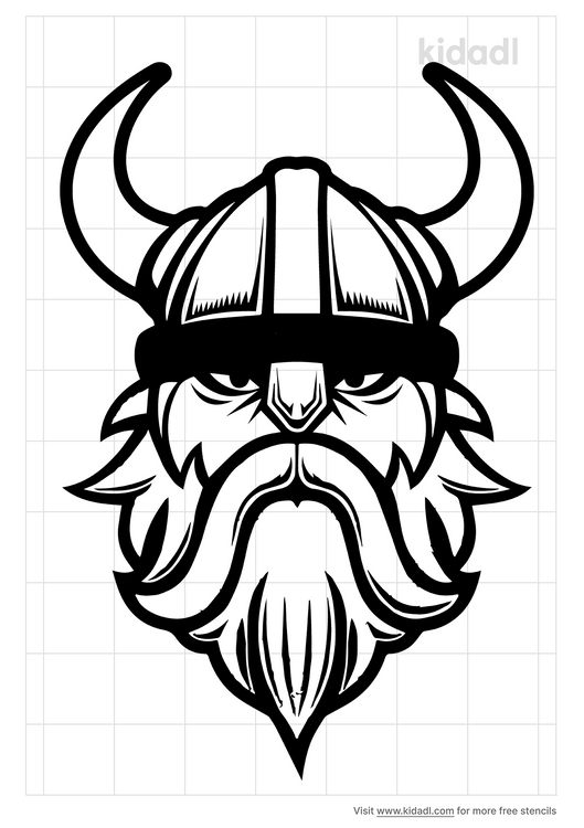 simple-viking-stencil