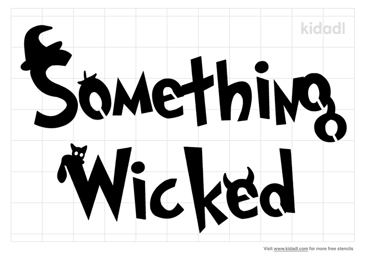 something-wicked-stencil