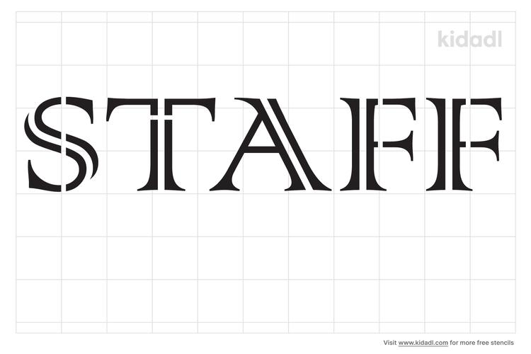 staff-stencil