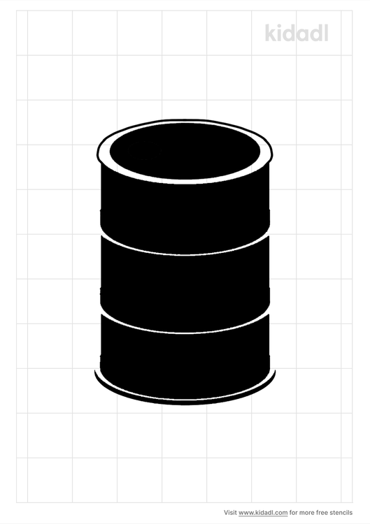 steel-drum-stencil