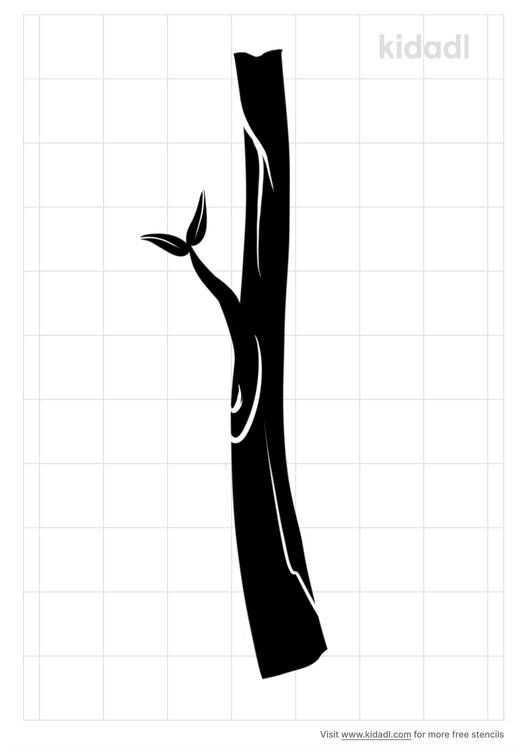 stick-stencil