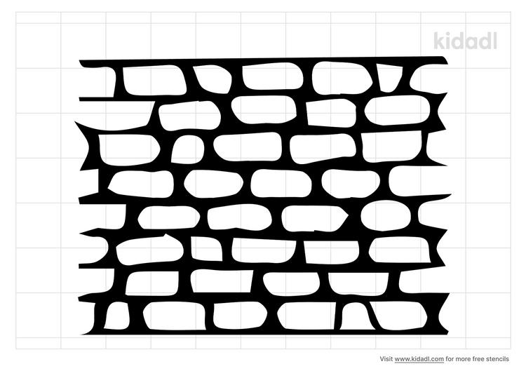stone-block-stencil