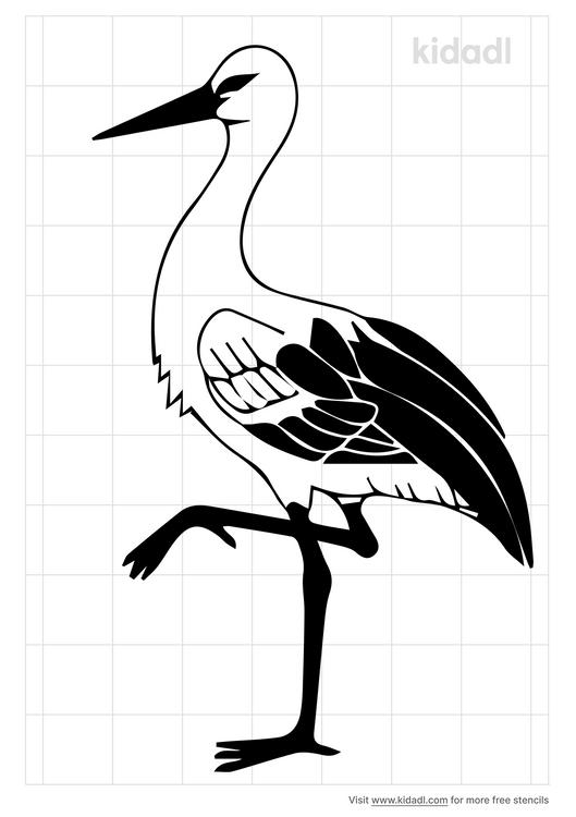 stork-stencil