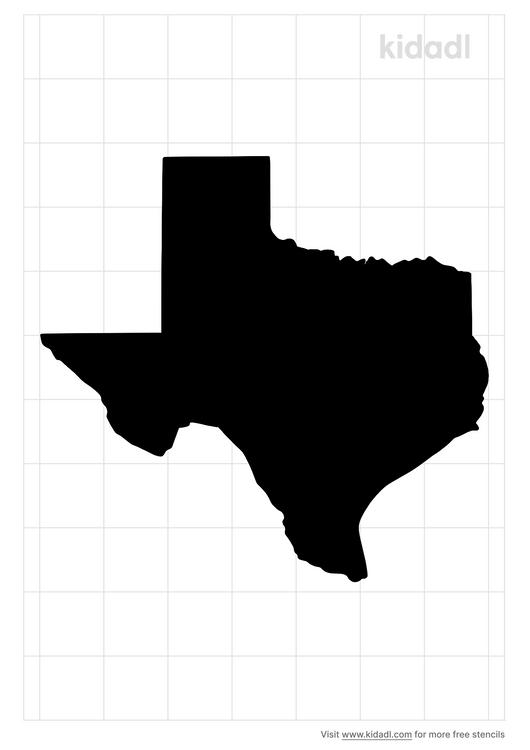 texas-stencil