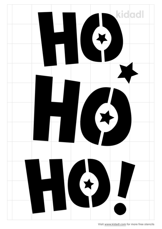 the-word-ho-stencil