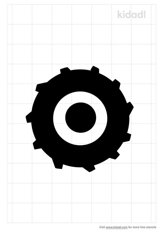 tractor-tire-stencil