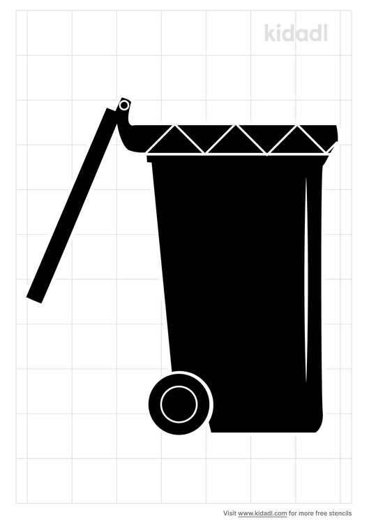 trash-can-stencil