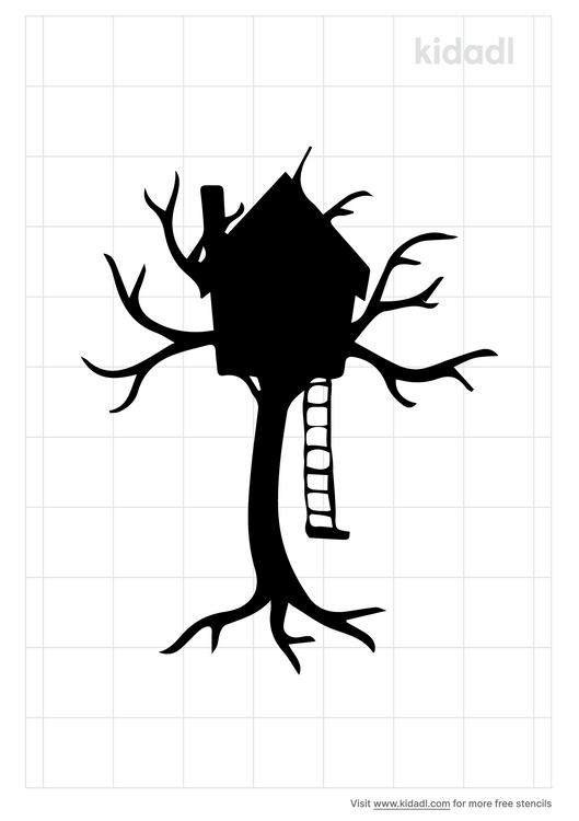 treehouse-stencil