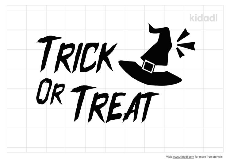 trick-or-treat-stencil